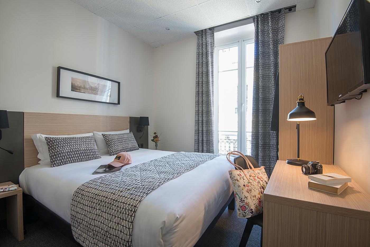 Hôtel Saint Gothard | Chambre
